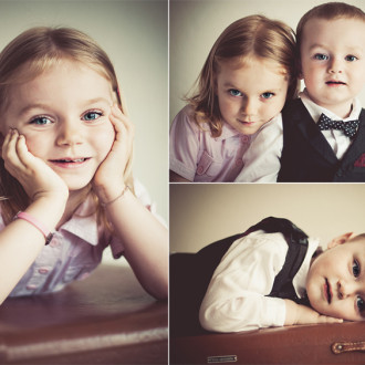 photo session with Selina & Leo