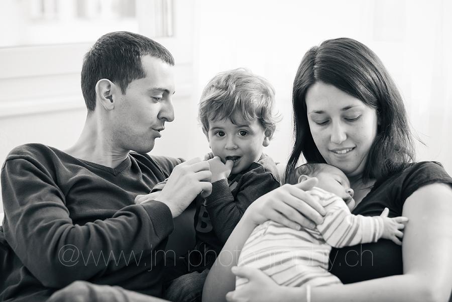 Familienfotos aus der Ostschweiz