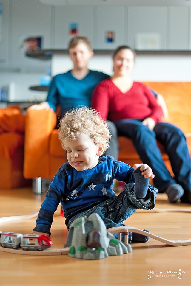 Kinder- und Familienfotos in Winterthur